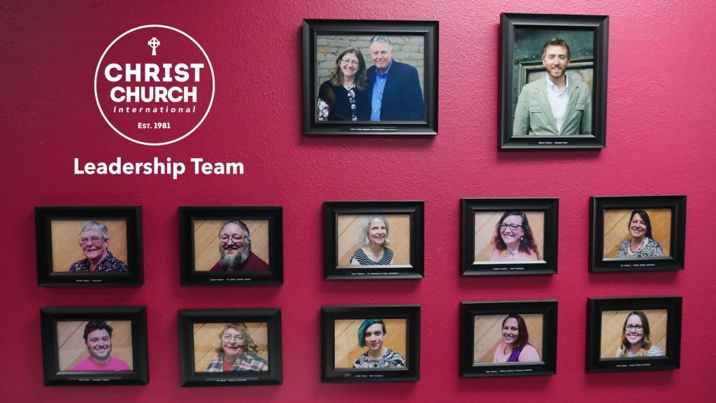 CCi Leadership Team Slide